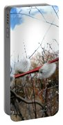 Rite Of Spring Portable Battery Charger