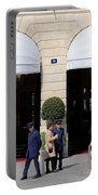Ritz Hotel Paris Portable Battery Charger