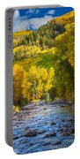 River And Aspens Portable Battery Charger