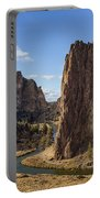 River And Rock Portable Battery Charger
