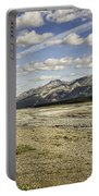 River Bed In Denali National Park Portable Battery Charger