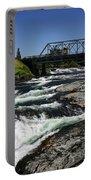 River Bridge Portable Battery Charger