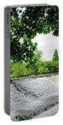 River Derwent Weir - Derby Portable Battery Charger