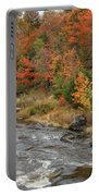 River Foliage Portable Battery Charger