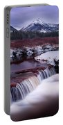 River Of Glass Portable Battery Charger