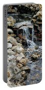 River Rock Of The Unknown Portable Battery Charger