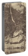 River Scene Portable Battery Charger