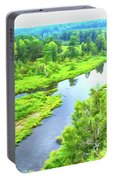 River Portable Battery Charger