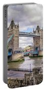 River Thames Portable Battery Charger