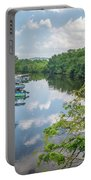River Views Portable Battery Charger