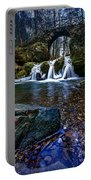River Waterfalls Portable Battery Charger