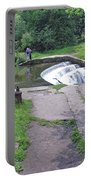 River Wye Weir Portable Battery Charger