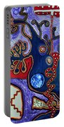 Rivers Of Arcturian Emination Portable Battery Charger
