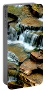 Riverside Place Falls  Portable Battery Charger