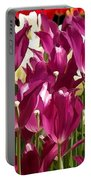 Riveting Tulip Of Joy Portable Battery Charger