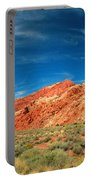 Road To Arches National Park Portable Battery Charger