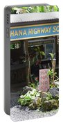 Road To Hana Portable Battery Charger