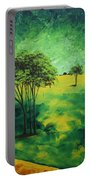 Road To Nowhere 1 By Madart Portable Battery Charger