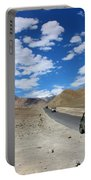 Road To Nowhere Portable Battery Charger