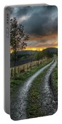 Road To The Sunset Portable Battery Charger