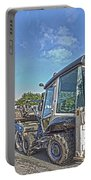 Road Work Machines Hdr Portable Battery Charger
