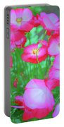 Roadside Flowers Portable Battery Charger