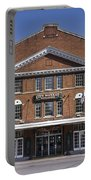 Roanoke City Market Building Portable Battery Charger