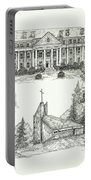 Roanoke College Portable Battery Charger