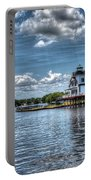 Roanoke River Lighthouse No. 2 Portable Battery Charger