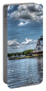 Roanoke River Lighthouse No. 2a Portable Battery Charger