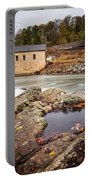 Roanoke River Niagra Rd Dam Portable Battery Charger
