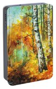 Roaring Birch  Portable Battery Charger