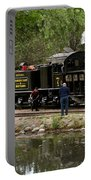 Roaring Camp Steam Train Portable Battery Charger