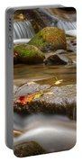 Roaring Fork Stream Great Smoky Mountains Portable Battery Charger