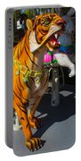 Roaring Tiger Ride Portable Battery Charger
