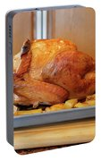 Roast Turkey Portable Battery Charger