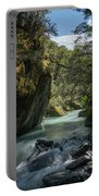 Rob Roy Stream New Zealand Portable Battery Charger