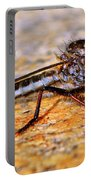 Robber Fly 001 Portable Battery Charger