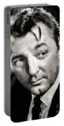 Robert Mitchum Hollywood Actor Portable Battery Charger