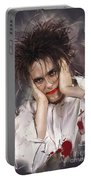 Robert Smith - The Cure Portable Battery Charger