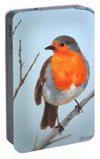 Robin In The Tree Portable Battery Charger