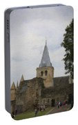 Rochester Cathedral Art Portable Battery Charger