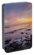 Rock And Piedras Blancas Lighthouse Portable Battery Charger
