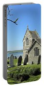 Rock Church Cornwall Portable Battery Charger