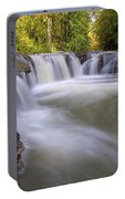 Rock Creek In Happy Valley Oregon Portable Battery Charger