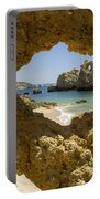Rock Formations, Albufeira Portable Battery Charger