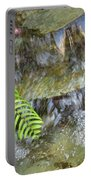 Rock Fountain Portable Battery Charger