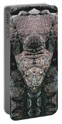 Rock Gods Elephant Stonemen Of Ogunquit Portable Battery Charger