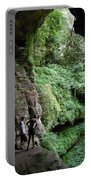 Rock House Overlook Portable Battery Charger