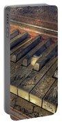 Rock Piano Fantasy Portable Battery Charger